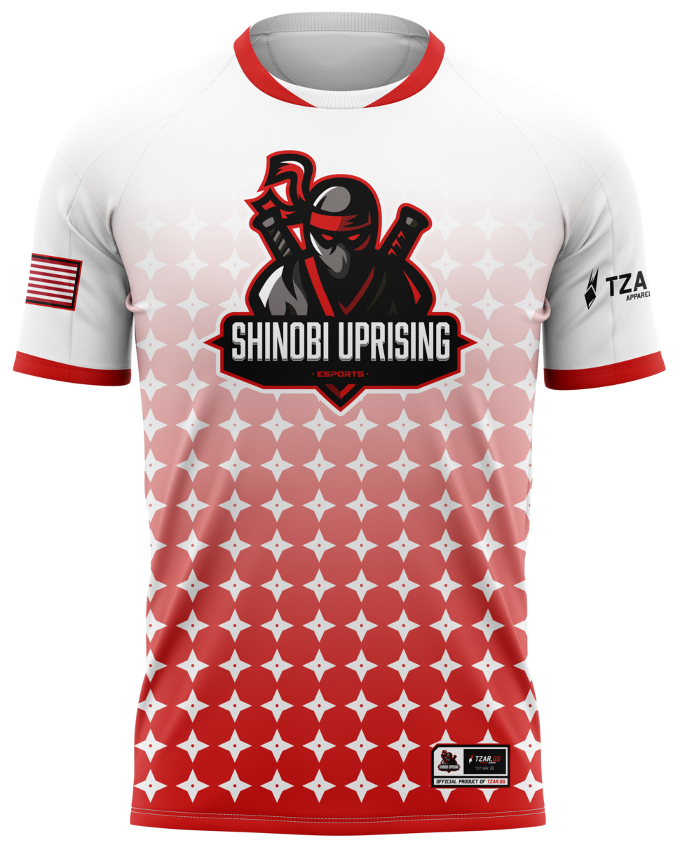 Shinobi Uprising Alternate Short Sleeve Jersey