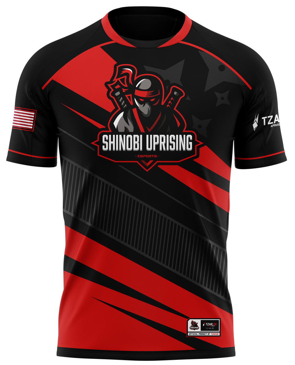 Shinobi Uprising Short Sleeve Jersey