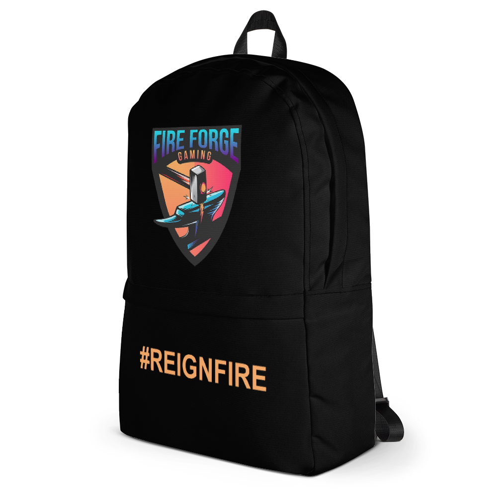 Fire Forge Gaming Backpack