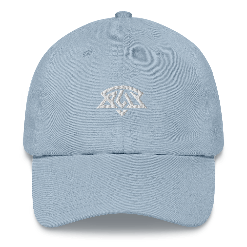 Blu Brigade Ice Blue Dad hat