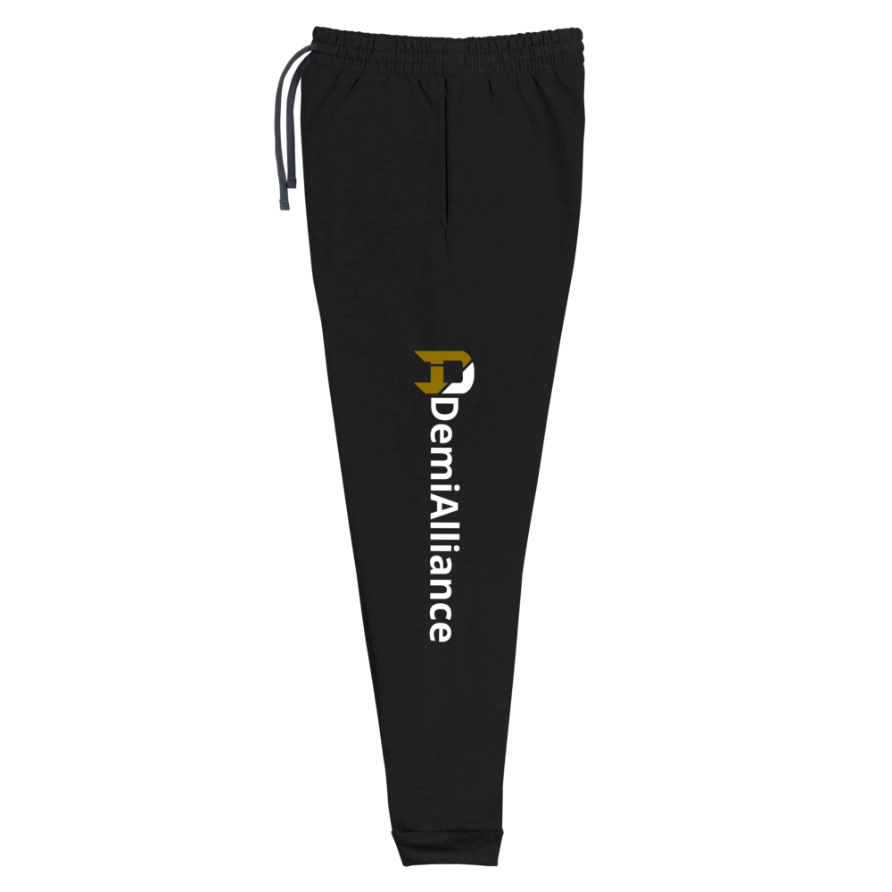 DemiAlliance Black Joggers