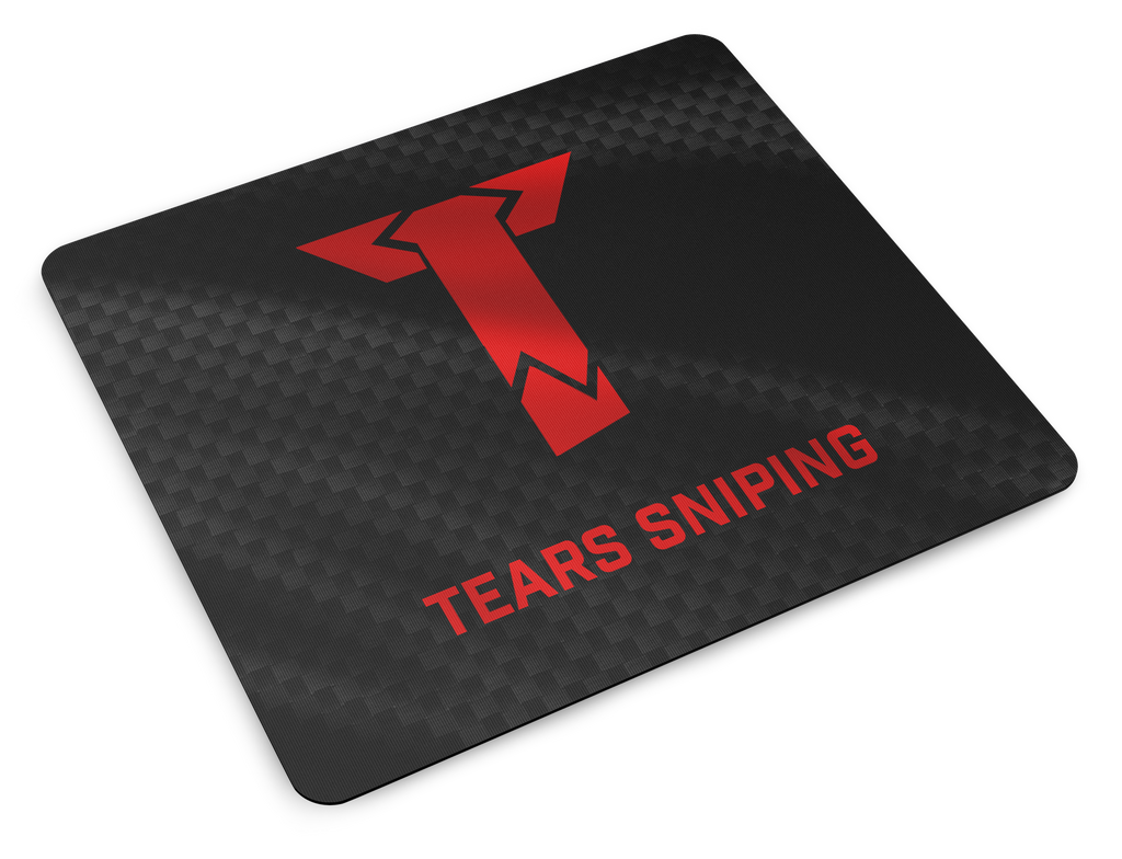 Tears Sniping Mousepad