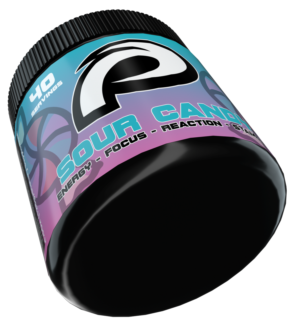Paradox Energy - Sour Candy (40 Servings)