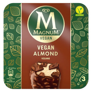 Magnum Dairy Free: Almond 3pack
