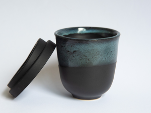 Ceramic Coffee Cup - Raglan
