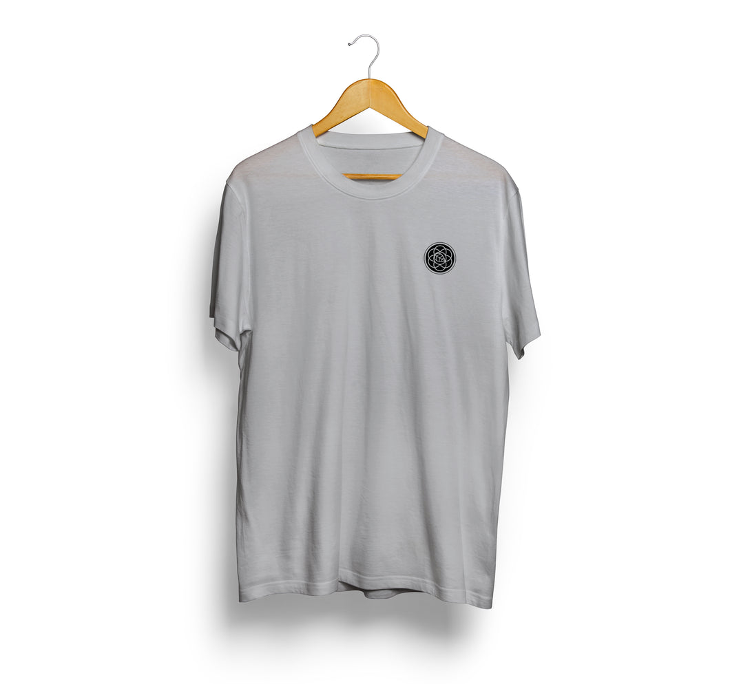 Mens Organic Cotton T-Shirt (Stamp Logo)