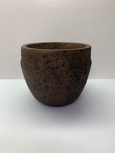 Rustic Small Pot