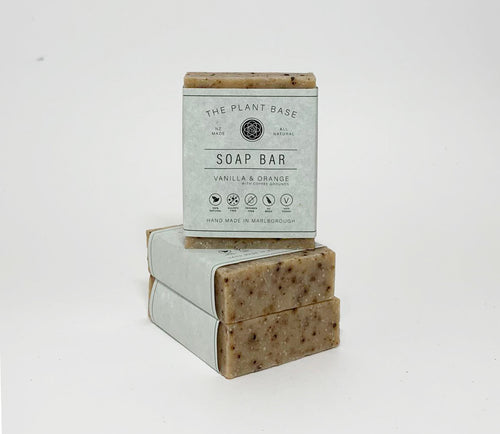 Vanilla & Orange Soap Bar