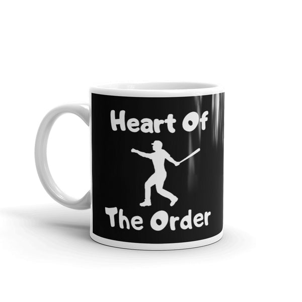 Heart of The Order Mug