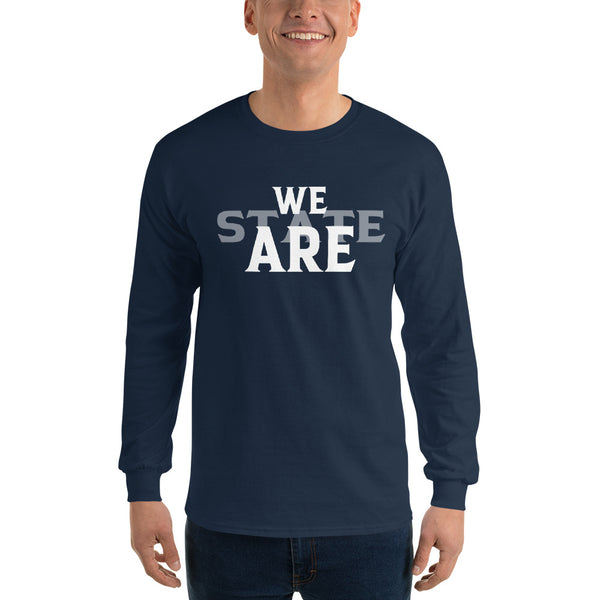 We Are State Long Sleeve T-Shirt