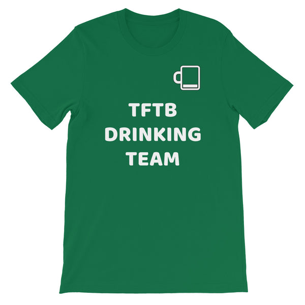 TFTB Drinking Team T-Shirt