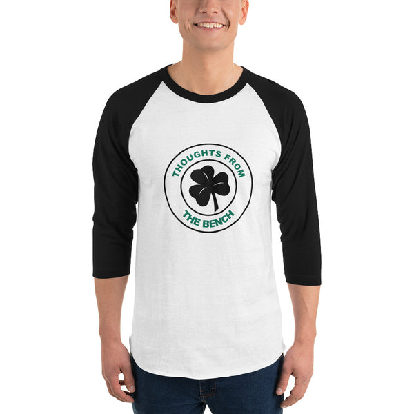 TFTB St. Patty's Baseball Tee