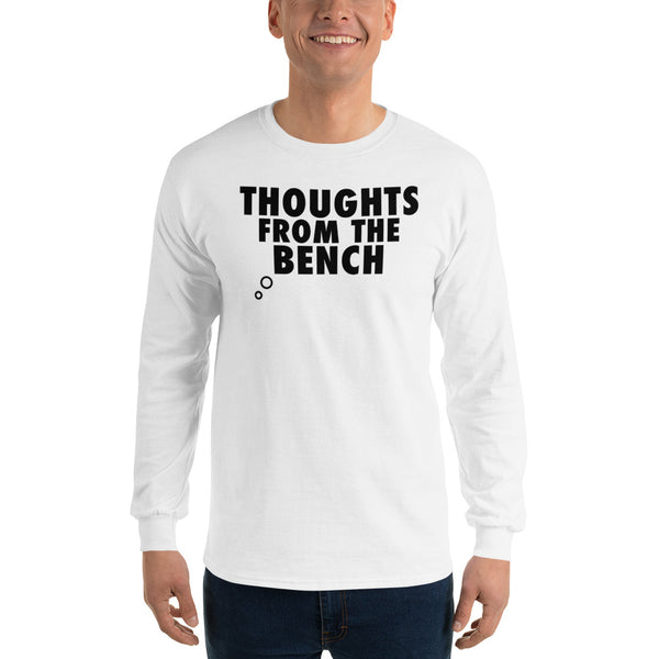 TFTB White Long Sleeve T-Shirt