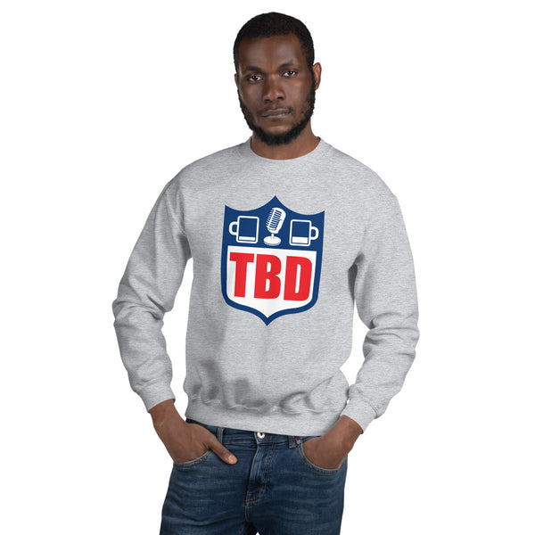 Two Beers Deep Football Sweatshirt