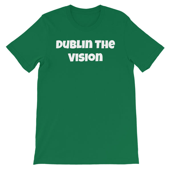 Two Beers Deep Dublin The Vision T-Shirt