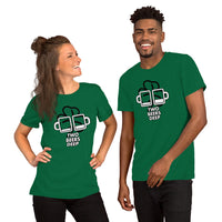 Two Beers Deep St. Patty's T-shirt