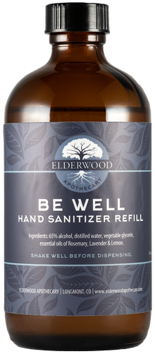 Be Well Hand Sanitizer Refill