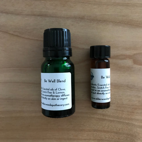 Be Well Essential Oil Blend: Limited Ed.