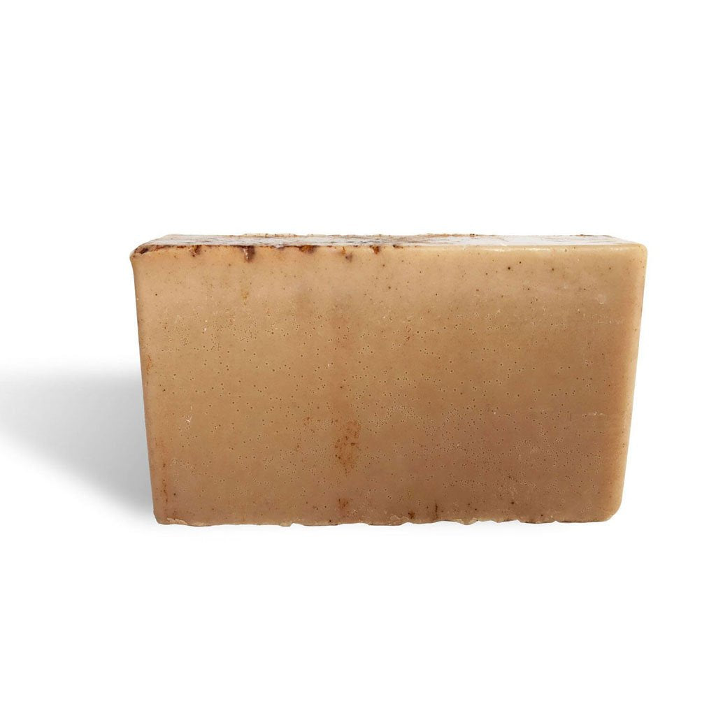 hemp patchouli shea butter soap bar