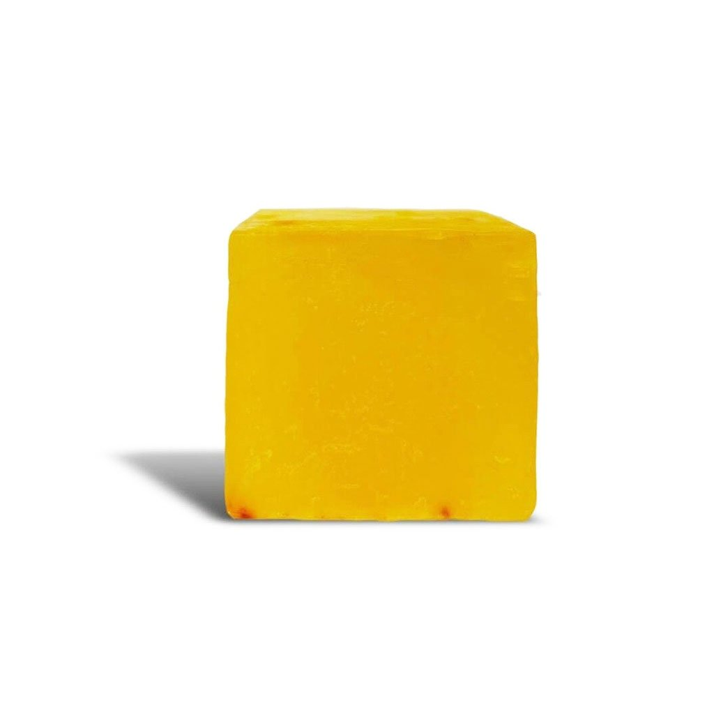 lemon grapefruit satsuma shampoo bar