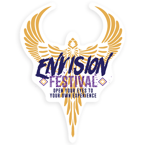 Envision Logo Sticker