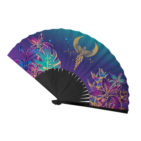 Envision Japanese Bamboo Fan