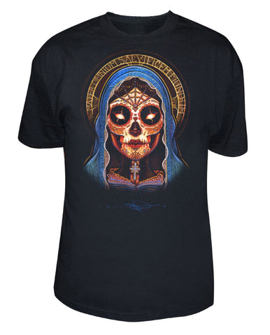 Day of the Dead Maria Graphic Tee