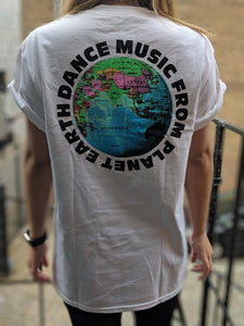 Dance Music From Planet Earth Tee - Short Sleeve
