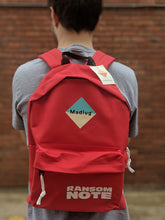 Load image into Gallery viewer, Ransom Note x Madlug Backpack