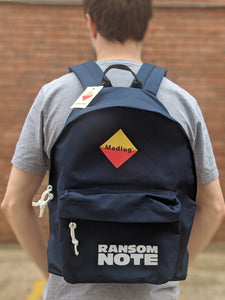 Ransom Note x Madlug Backpack