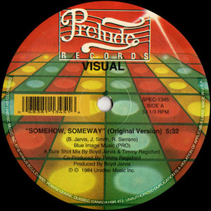 Visual - Somehow, Someway [Prelude Records]