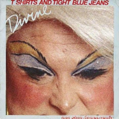 Divine - T Shirts And Tight Blue Jeans [Break]