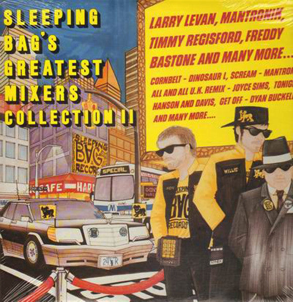 Various - Sleeping Bag's Greatest Mixers Collection II [Sleeping Bag Records]