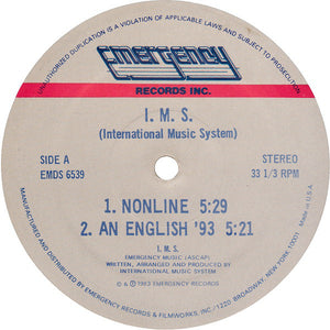 I.M.S. - Nonline [Emergency]