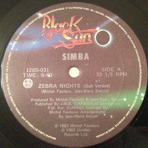 Simba - Zebra Nights [Black Sun]
