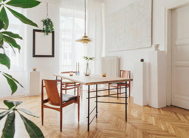 Stunningly Scandinavian Interior Designs