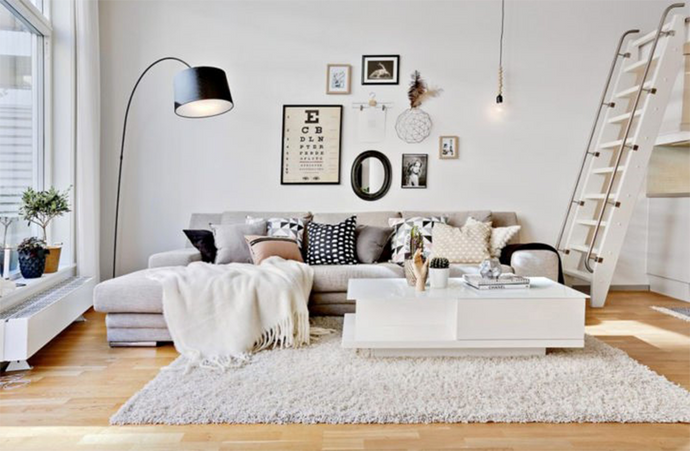 How do you style a Scandinavian home?