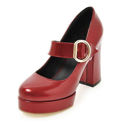JIOMY Pumps (Large Size) - Landsyne