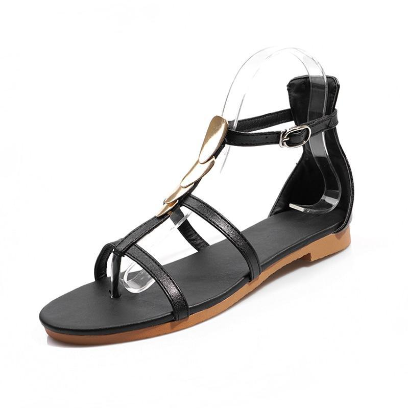 NADYR Sandals (Large Size) - Landsyne