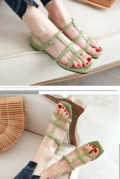 JIAXYR Sandals (Large Size)