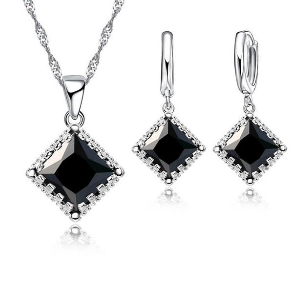 Silver Jewelry Set N-3 - Landsyne