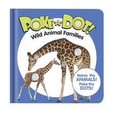 Load image into Gallery viewer, Poke-A-Dot Book: Wild Animal Families