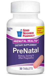 Good Neighbor Pharmacy Prenatal Multivitamin Tablets 30ct