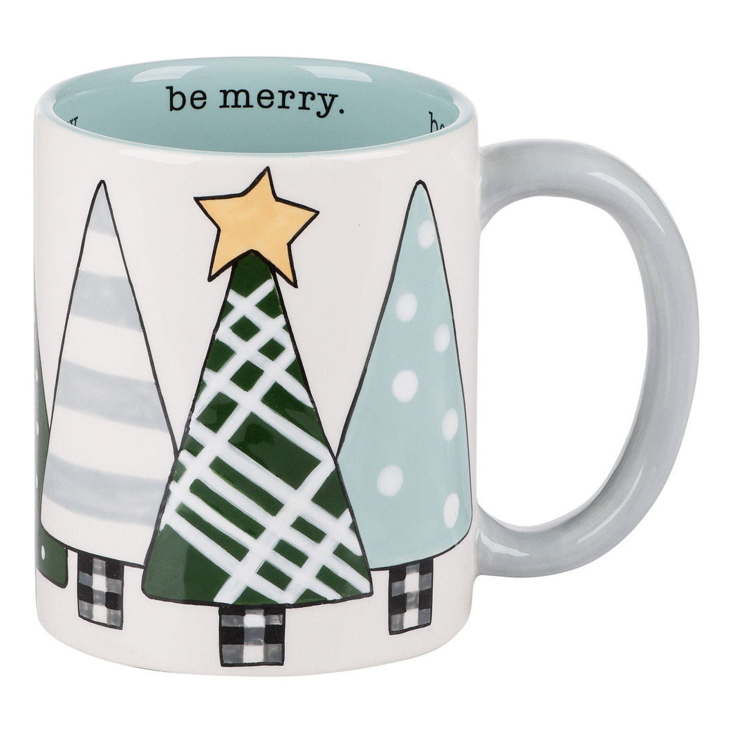 Tis the Season Christmas Tree Mug