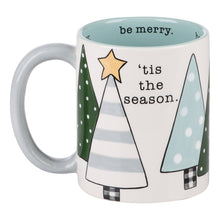 Load image into Gallery viewer, Tis the Season Christmas Tree Mug