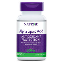 Load image into Gallery viewer, Natrol Alpha Lipoic Acid 300mg