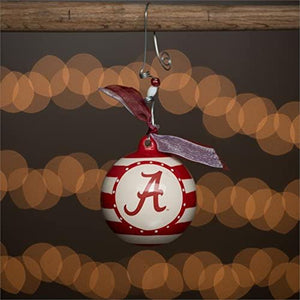 Alabama Ball Ornament
