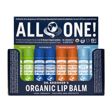 Load image into Gallery viewer, Organic Lip Balm 0.15oz