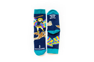 Sock Religious St. Michael Kid Socks