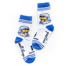 Load image into Gallery viewer, Sock Religious St. Teresa of Calcutta Kid Socks